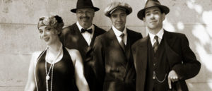 The Great Gatsby 1920s Vintage Band