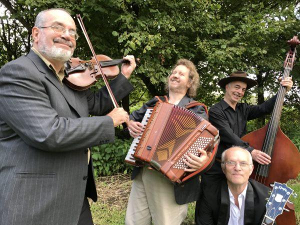 Le Cafe Jazz - Gypsy Swing