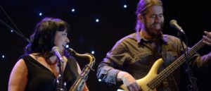 Sax and Bass