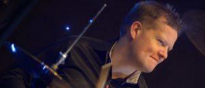 Drummer Close-Up