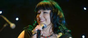 Singer Close Up