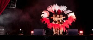 Burlesque Belles - Showgirl Dance Troupe