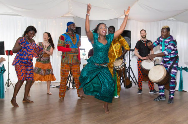 Denifari African Drums and Dance - Manchester