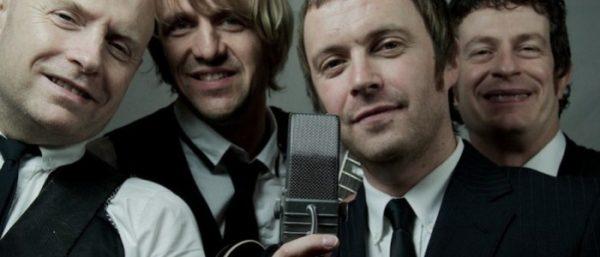 Goldrush Nottingham wedding band