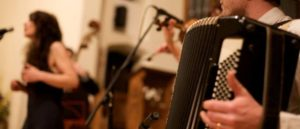 Accordion and Singer