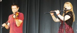 Fiddle and Flute