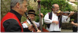 Gypsy Jazz and Klezmer in Somerset, Wiltshire and Devon