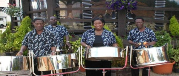 Soca Steel Pan Band