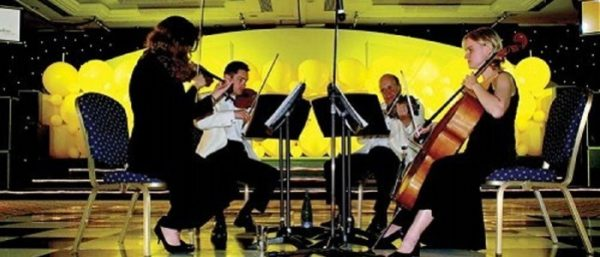 Status String Classical Quartet London