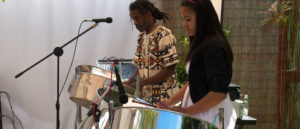 Cardiff Steel Pan hire for weddings in Wales