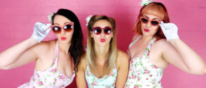 1940s Vintage Trio for hire Bristol