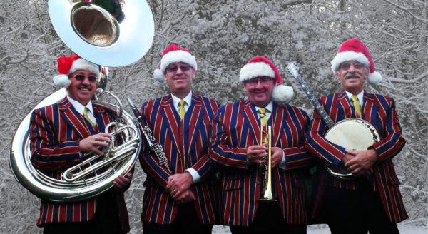 Book Trad Jazz Christmas Quartet