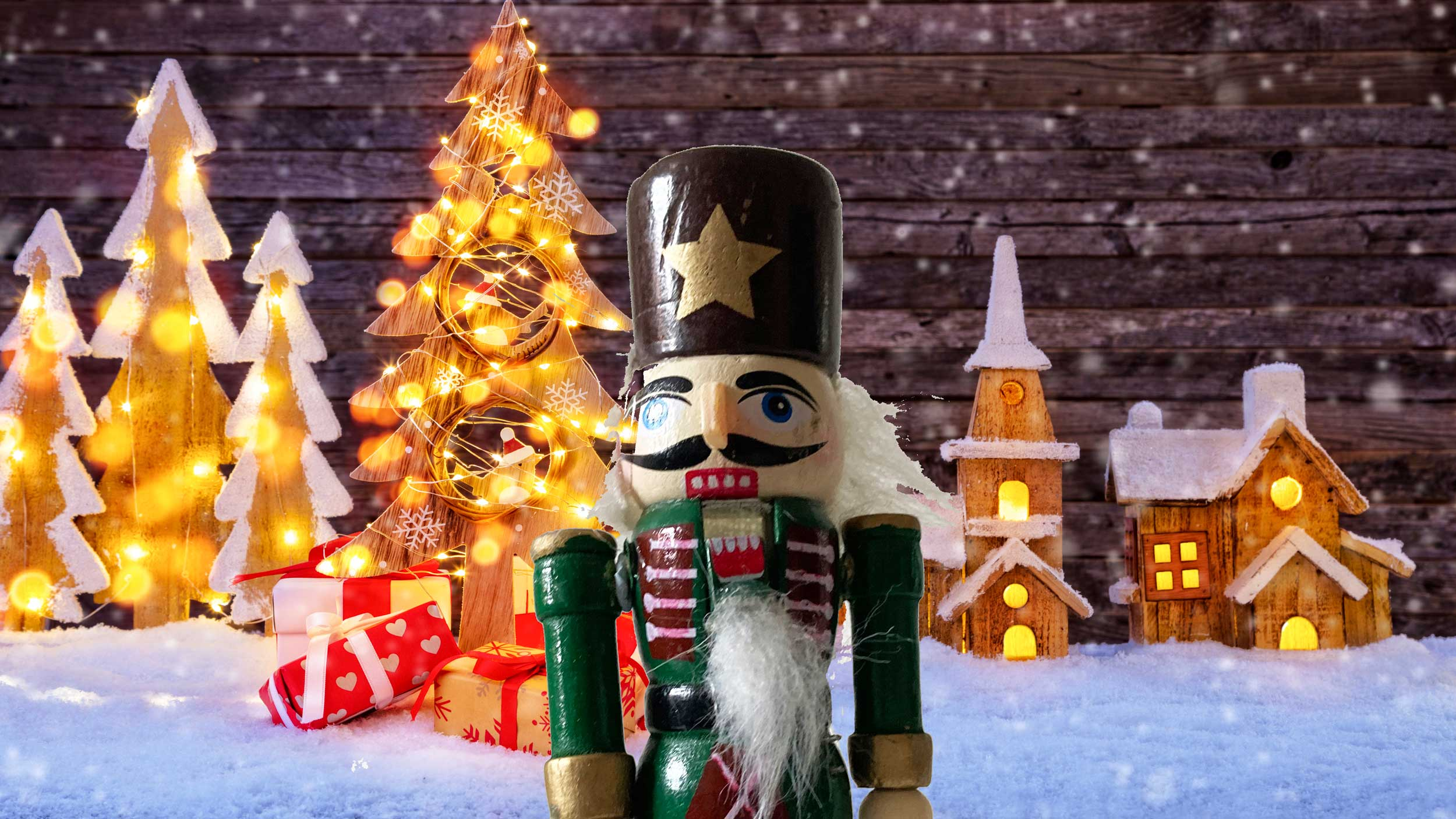 The Nutcracker - a Christmas Show for Kids